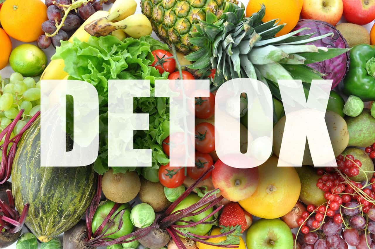 "Detox Drink Recipes for Daily Cleansing"" - Jamie Lund"
